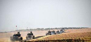 Weitere türkische Panzer nach Syrien vorgerückt