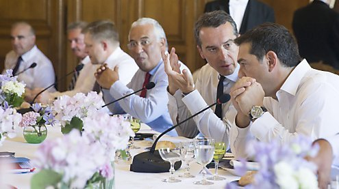 Kanzler Kern wirbt bei EU-Treffen für Ende von Türkei-Gesprächen
