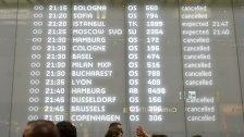 Technische Probleme: Chaos am Flughafen Wien