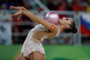Mamun holte Gymnastik-Gold, nur Silber für Kudrjawzewa