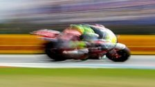 Crutchlow feierte in Brünn Sensationssieg in MotoGP