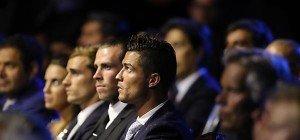 Ronaldo zum zweiten Mal Europas Spieler des Jahres