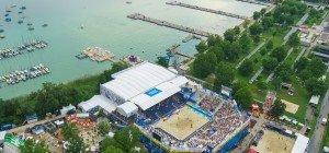 Beachvolleyball: Samoilovs/Smedins holten sich den Major-Titel