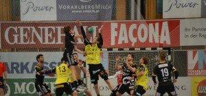 Bregenz Handball wird Zweiter beim Pfänder-Cup