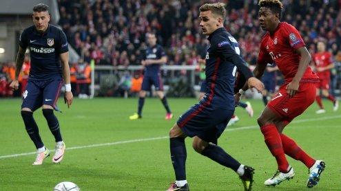 CL-Auslosung: Bayern trifft auf Atletico - aber Hammergruppe C