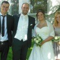Hochzeit von Nadine Forti und Reinhold Gehrer