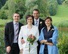 Hochzeit von Verena Flatz und Christian Fink