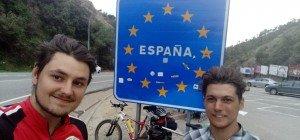 Mit dem Fahrrad vom Ländle nach Barcelona
