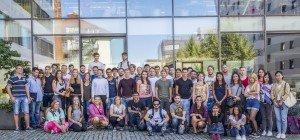 55 Gaststudierende für ein Semester an der FH Vorarlberg