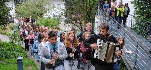 Musiksommerwoche in St. Arbogast startet