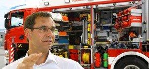 Neue Feuerwehrfahrzeuge für Vorarlberg