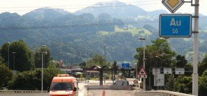 Lustenauer Rheinbrücke ab Samstag wieder frei