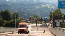 Lustenauer Rheinbrücke ab Samstag wieder offen
