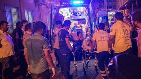 Bombenanschlag in der Türkei