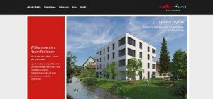 ATRIUM-Website im neuen Design