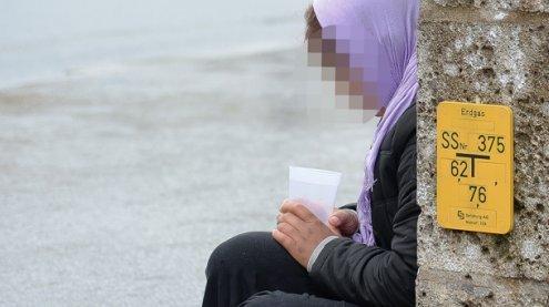 38.000 Euro Strafe für Bettlerin – Urteil sorgt für Diskussionsstoff