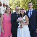 Hochzeit von Melanie Bilger  und Marcel Clementi