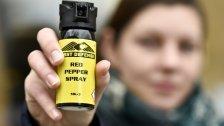 Österreichs dm will keine Pfeffersprays anbieten