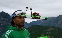 1. Drone Champions-League in Reutte