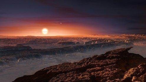 In Rekordnähe: Wissenschaftler entdecken erdähnlichen Planeten