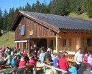 Bergmesse auf Valscherina