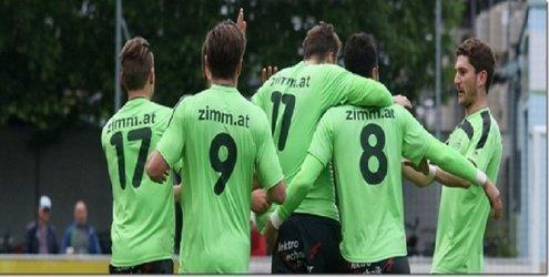 Dornbirner SV und FC Lauterach verlieren Anschluss an die Spitze