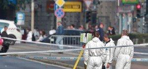 Bombenanschlag in Budapest richtete sich gegen Polizei