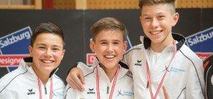 Medaillenflut für Jung-Karatekas