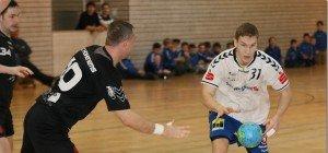Erster Punkt für Feldkirchs Handballer