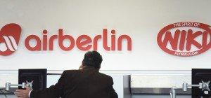 Niki-Mutter Air Berlin baut 1.200 Jobs ab