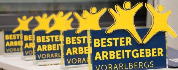 'Bester Arbeitgeber Vorarlbergs' gesucht – nur noch 4 Tage bis zum Anmeldeschluss