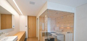 wellnesspur – Sauna im Badezimmer