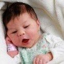 Geburt von Aurelia Bauer am 3. September 2016