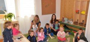Neuer Kindergartengruppenraum für Dalaaser Kinder