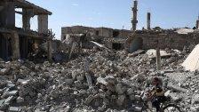 Syrische Armee besetzte SOS-Kinderdorf