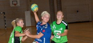 Feldkirchs Handballdamen siegten erstmals