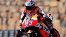 Machtdemonstration von Marc Marquez in Aragon