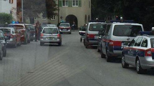 Gerichtsvollzieher-Besuch löst in Bregenz Polizei-Großeinsatz aus