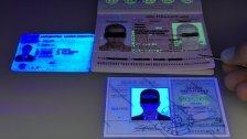 Straftäter an Schweizer Grenze mit 19 gefälschten Dokumenten erwischt