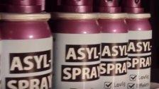 """Hetze: Dänische Partei teilt """"Asylspray"""" aus"""