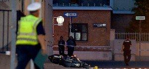 Polizist von Häftling mit Bike niedergefahren: Zustand kritisch