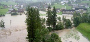 Vier Millionen Euro für Hochwasserschutz im Bregenzerwald