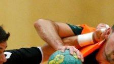 Brutale Attacke im Handballtraining