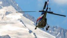 Panikattacke: Frau gerät in Vorarlberg in Bergnot