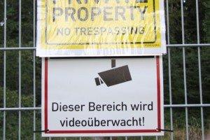Rastplatz Rankweil: Das Tor zum Wald bleibt von nun an geschlossen