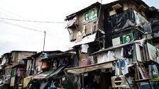 Fast 900 Millionen Menschen leben in Slums