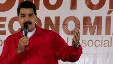 Venezuela stoppt Volksbegehren