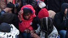 Räumungen in Calais werden fortgesetzt