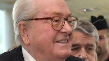 Rechtsextremer Le Pen ist seine Immunität los