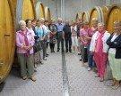 Besuch der Stadt Chur und das Weingut Salenegg